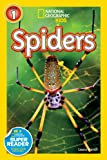 img - for National Geographic Readers: Spiders book / textbook / text book