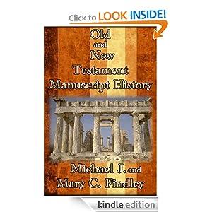 OT and NT Manuscript History