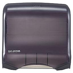 Black Pearl Ultrafold Compact Paper Towel Dispenser
