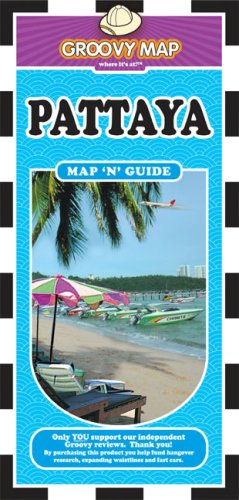 GROOVY PATTAYA MAP 'N' GUIDE
