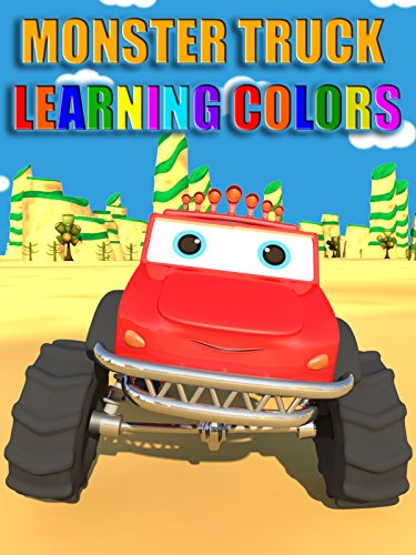 Monster Truck Learning Colors : Watch online now with Amazon Instant Video: Kids 1st TV