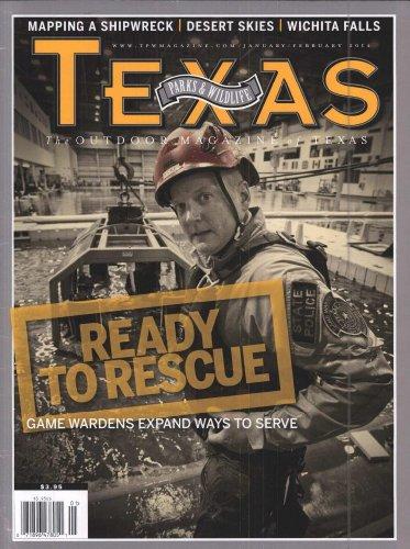 Texas Parks & Wildlife (1-year auto-renewal)