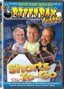 Rifftrax: Shorts to Go [Import]