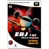 ERJ 145 Pilot In Command Add-On For Flight Sim 2004 (PC CD)
