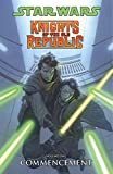 img - for Commencement (Star Wars: Knights of the Old Republic, Vol. 1) book / textbook / text book