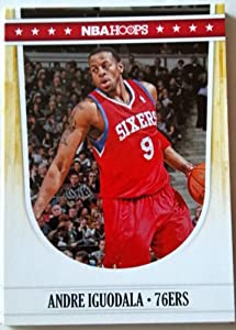 2011-12 Panini Hoops #185 Andre Iguodala Trading Card in a Protective Case by Hoops