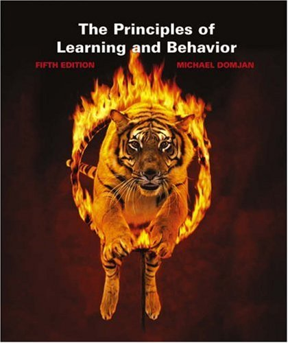 Principles of Learning and Behavior: 5th Edition