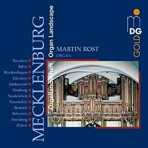 Orgellandschaft Mecklenburg