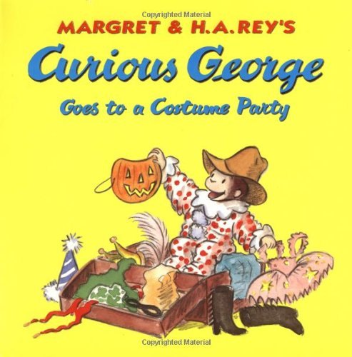 Curious George Goes To A Costume Party front-1069110