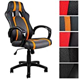 Swivel desk chair executive office chair black ergonomic padded Computer PC chairs adjustable height armchair +OTHER MODELS