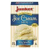 Junket Ice Cream Mix Very Vanilla, 4 oz