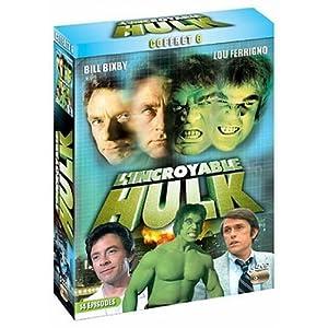 L'Incroyable Hulk - coffret 6