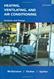 Heating, Ventilating and Air Conditioning Analysis and Design - 0471470155