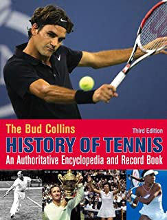 Book Cover: The Bud Collins History of Tennis