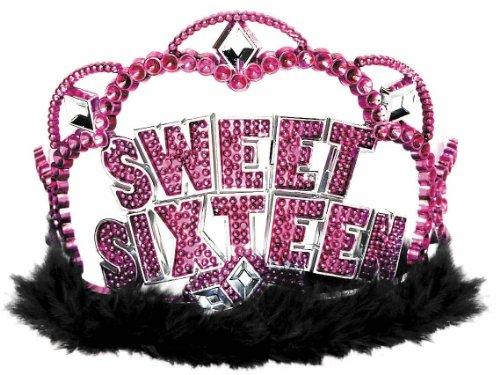 Sweet 16 Sparkle Tiara Party Supplies