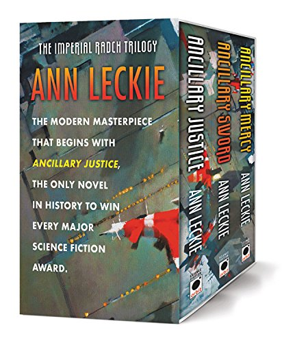 The Imperial Radch Boxed Trilogy Ancillary Justice, Ancillary Sword, and Ancillary Mercy (The Imperial Radch Trilogy) [Leckie, Ann] (Tapa Blanda)