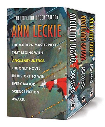 The Imperial Radch Boxed Trilogy Ancillary Justice, Ancillary Sword, and Ancillary Mercy (The Imperial Radch Trilogy) [Leckie, Ann] (Tapa Blanda)
