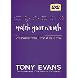 Watch Your Mouth DVD: The Power of Knowing What to Say and Saying What You Know