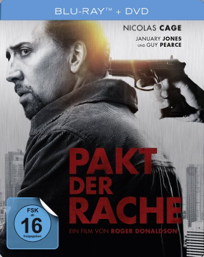 Pakt der Rache - Steelbook [Blu-ray] [Limited Edition]