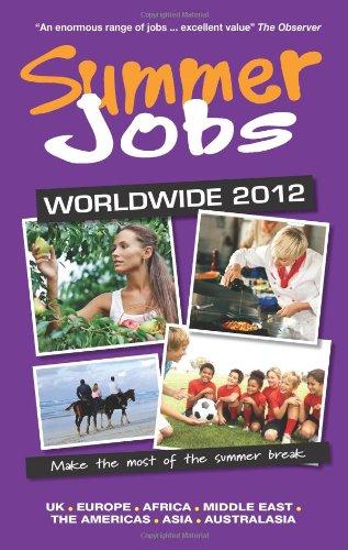 Summer Jobs Worldwide 2012