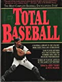 Total baseball (A Baseball ink book) (044651389X) by THORN, John and Palmer, Peter. Editors