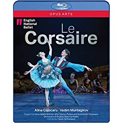 Le Corsaire [Blu-ray]