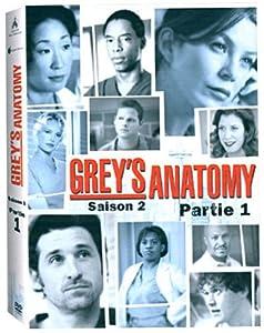Grey's Anatomy - Saison 2, partie 1- Coffret 4 DVD