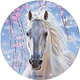 Tortenaufleger Pferd 01 mit Glitzereffekt