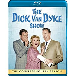 The Dick Van Dyke Show: Season 4 [Blu-ray]