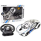 1:14 Licensed Vision Bmw I8 2.4 G Hz 4 Channel Steering Wheel Tri Band Full Function Radio Remote Control Rc Car...