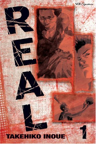 REAL (Vol. 1) by Takehiko Inoue