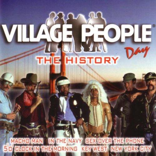 Village People - The History Day - Zortam Music