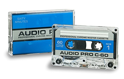 60 MINUTE HIGH BIAS TYPE II STUDIO QUALITY BOXED AUDIO CASSETTE - 10 PACK BOX 1