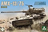 Takom 1/35 AMX-13/75 I.D.F Light Tank Model Kit