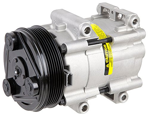 Brand New Premium Quality Ac A/C Compressor & Clutch For Ford Lincoln & Mercury - BuyAutoParts 60-01322NA New
