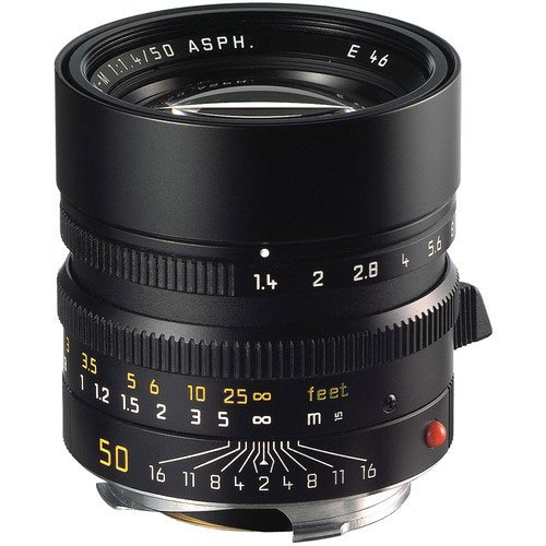 Buy Manual Focus Aspherical Leica Lens Now!