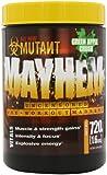 Mutant Mayhem 720g Pre Workout Green Apple Crush