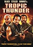 Tropic Thunder [DVD] [2008] [Region 1] [US Import] [NTSC]