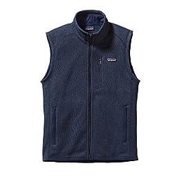 Patagonia Better Sweater Vest - Men\'s Classic Navy, S