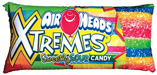 Beautiful  Classic Candy Airheads Xtremes Microbead Pillow
