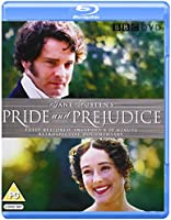 Pride And Prejudice [Blu-ray] [1995] [Region Free]