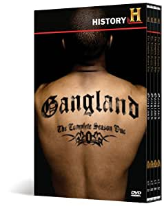 Gangland: Season 1