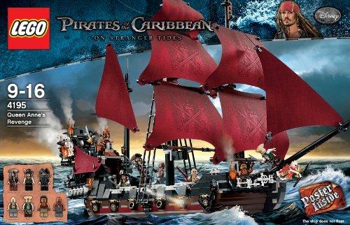 Lego Pirati Dei Caraibi 4184 Lego Pirati Dei Caraibi 4195