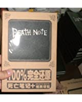 Death Note Notebook Cosplay Book & Metal L Necklace Set