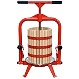 MacIntosh Fruit Press 5 Gallon