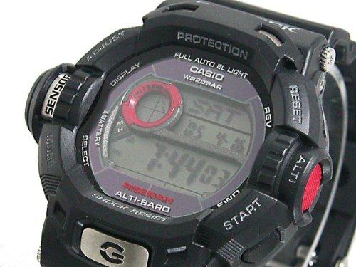 Casio CASIO G shock g-shock RISEMAN watch G9200-1 [parallel import goods]