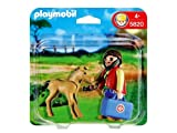 Playmobil 5820 - Vet with Horse Foal