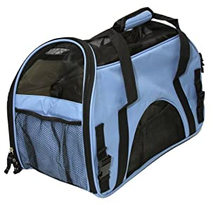 Oxgord Pet Carrier Soft Sided Cat / Dog Comfort