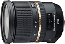 Comprar Tamron A007E SP 24-70 mm F/2.8 Di VC USD - Objetivo para Canon (distancia focal 24-70mm, apertura f/2.8, estabilizador óptico, macro, diámetro: 82mm) negro