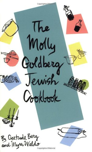 Molly Goldberg Jewish Cookbook (Recipe For Gertrude compare prices)